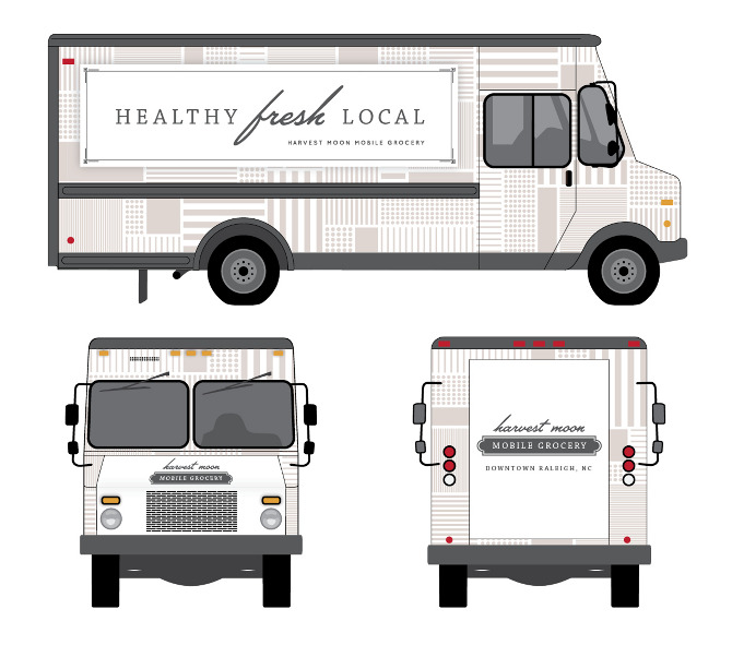 Harvest moon mobile grocery hayley helmstetler for Food truck design software