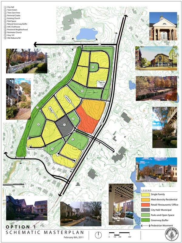 Mixed-Use Community Development Plan - P r o s p e c t D e s i g n C o