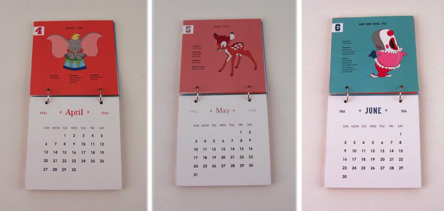 Calendar Graphic Maker : Calendar design disney movies jillian woosley
